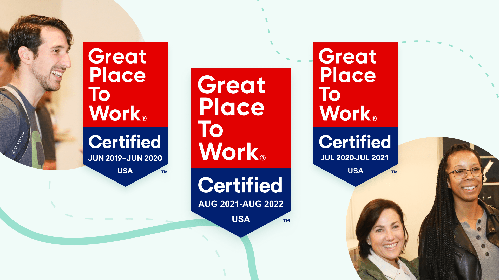 Invoca Achieves Great Place to Work Certification 3 Years in a Row