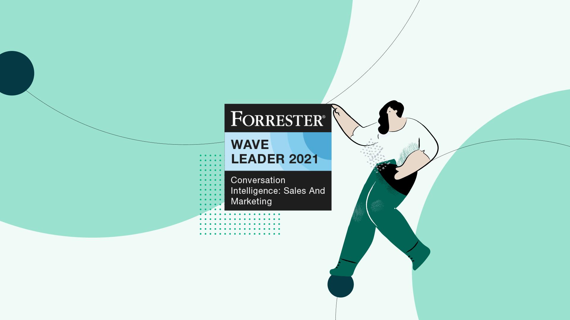 Invoca named a Leader in Forrester Wave Conversation Intelligence Report