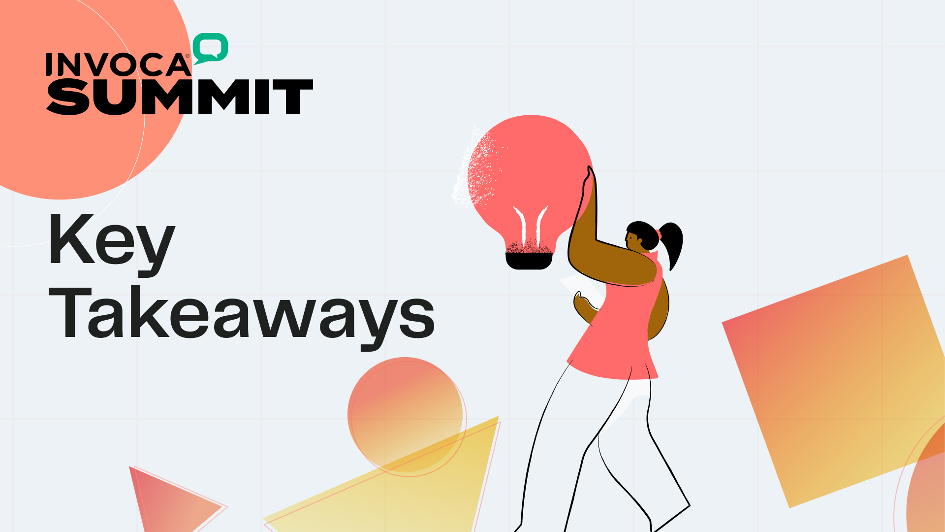 Our Top 5 Takeaways from Invoca Summit 2021