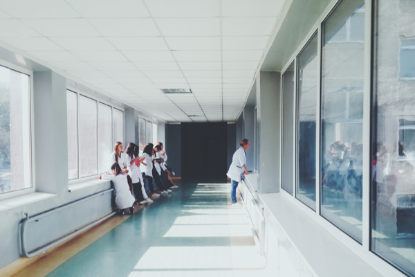 Healthcare image - hospital