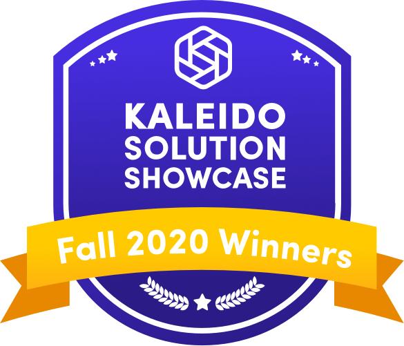 Fall 2020 Winner badge