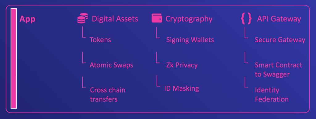 blockchain application layer