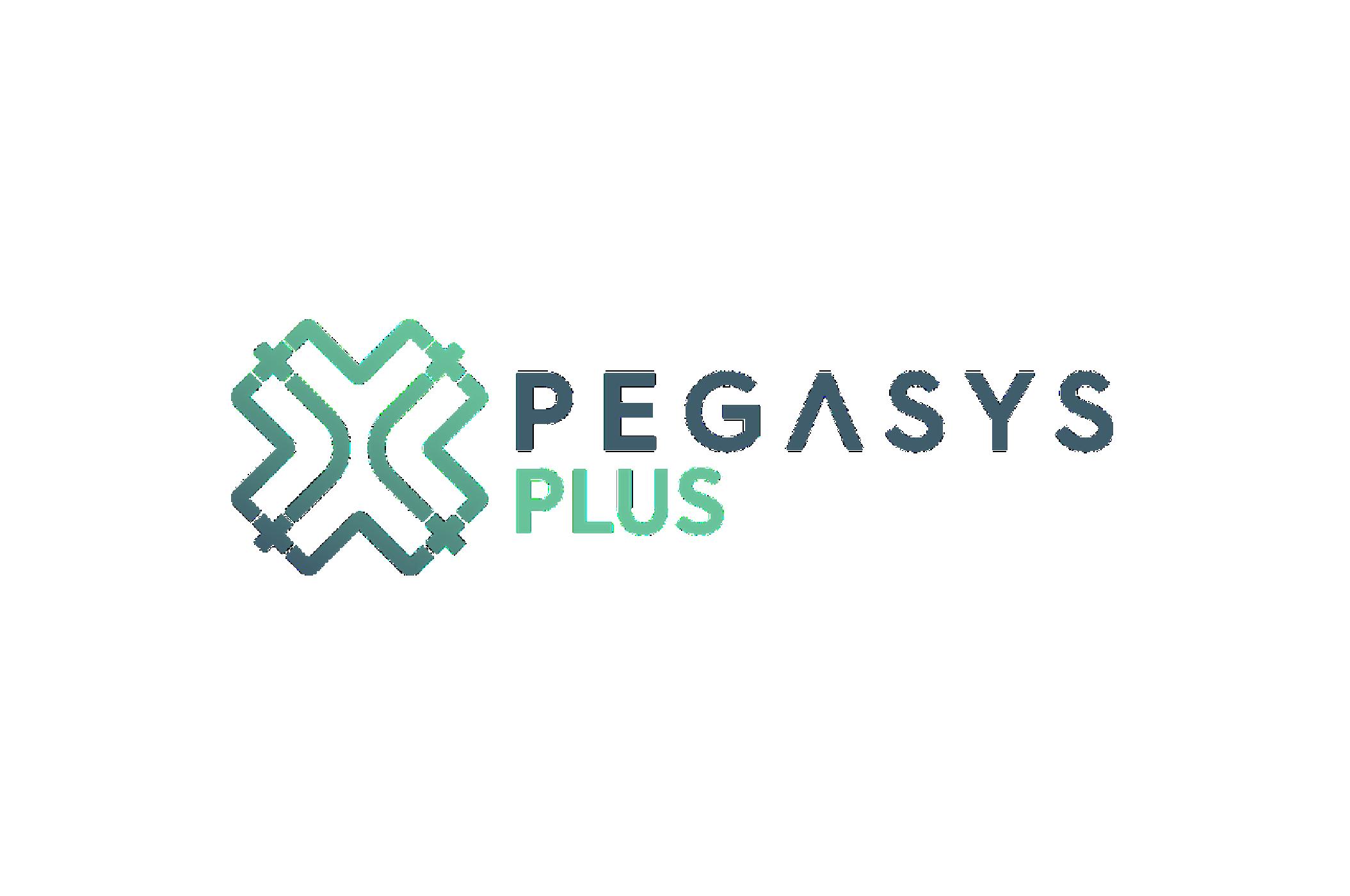 Pegasys plus logo