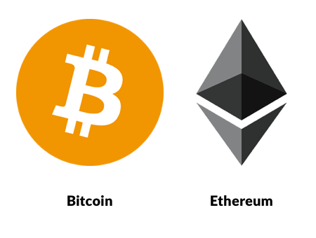 Bitcoin and Ethereum run on Blockchain tech