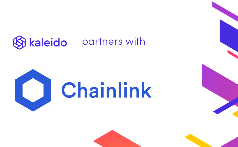 Kaleido Selects Chainlink to Provide Oracle Services for the Blockchain Business Cloud