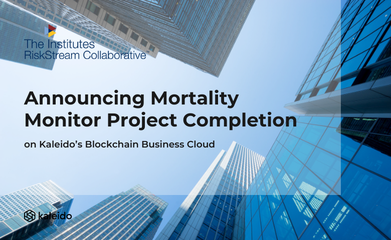 RiskStream Collaborative Completes Project for Mortality Monitor™ Application With Broad Potential