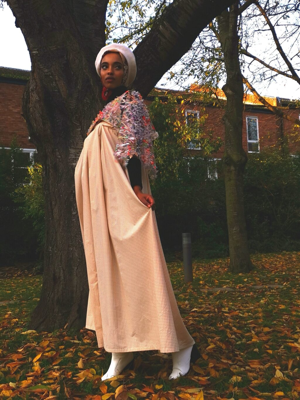 Designer To Watch: ARSHYS DUBAI RTW With a Hint of Modesty Model Ayan Hassan