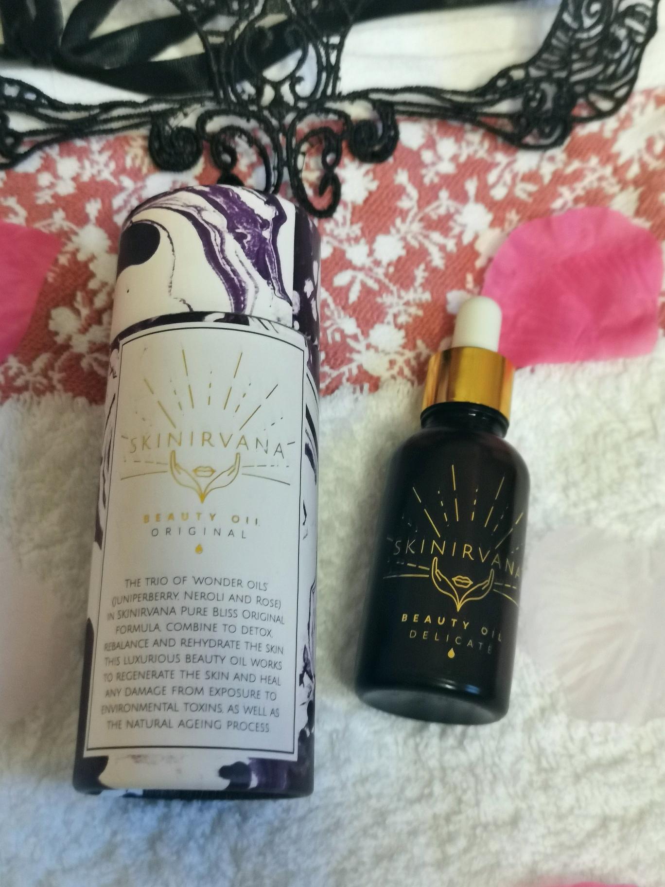 SKINIRVANA Pure Bliss Beauty Oil Sexy Saturday