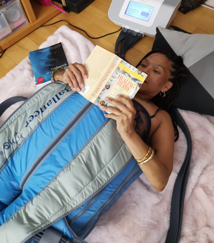 Locked Down  Holistice Lymphatic Massage with Body Balancer