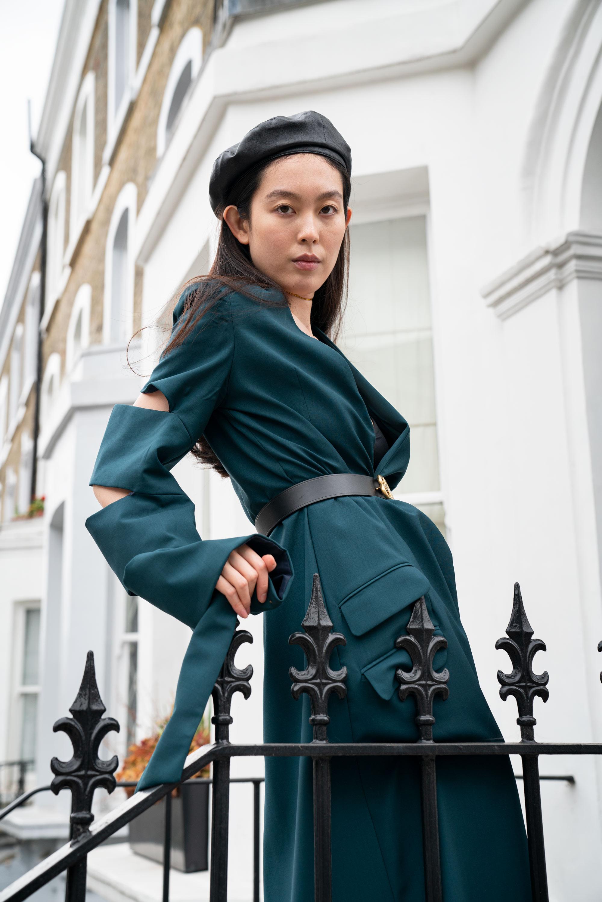 Model Crush Monday with Yixin Jenny Zhang