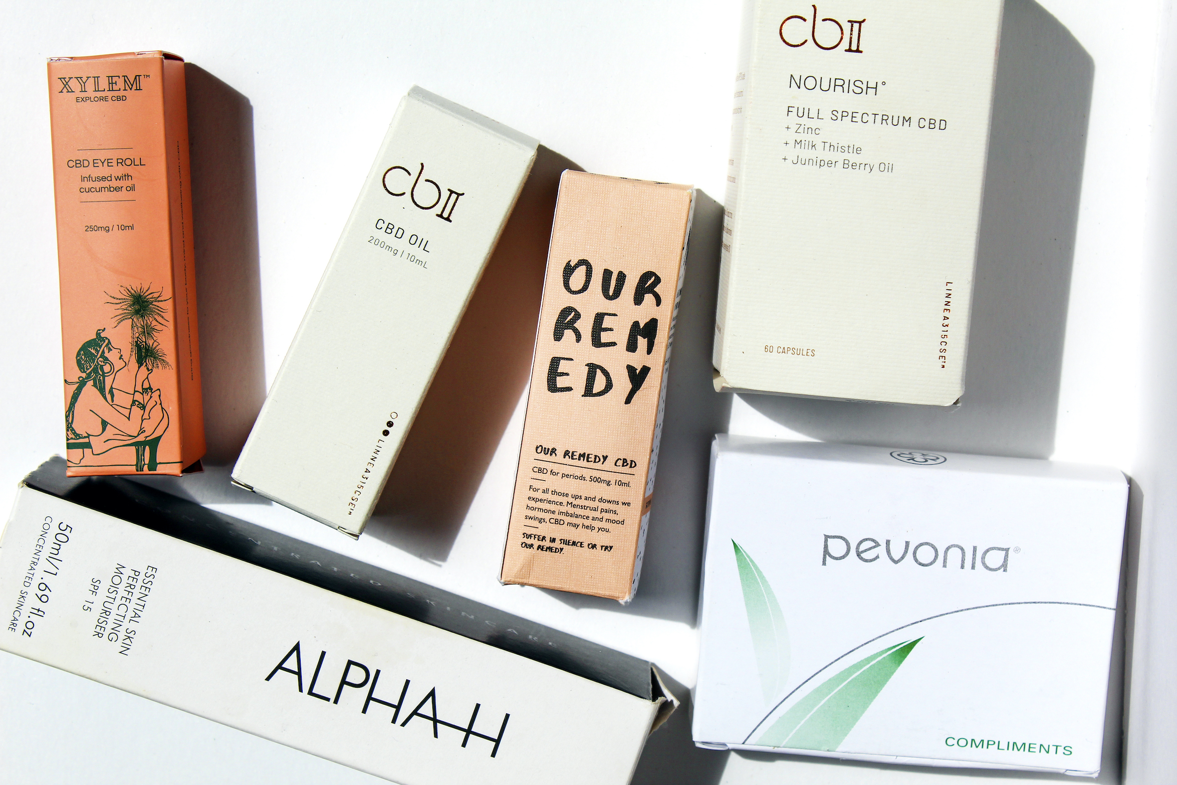 The Top CBD Health & Beauty  Products of the Month