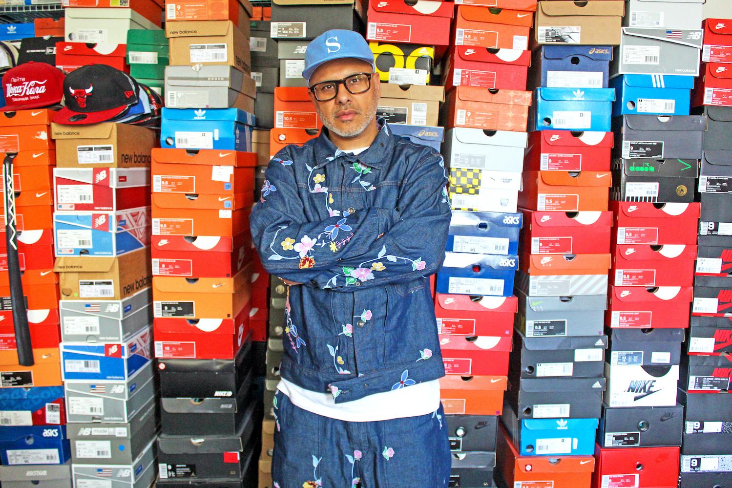 SHOUT OUT SUNDAY| 'Sneaker Connoisseur' Kish Kash