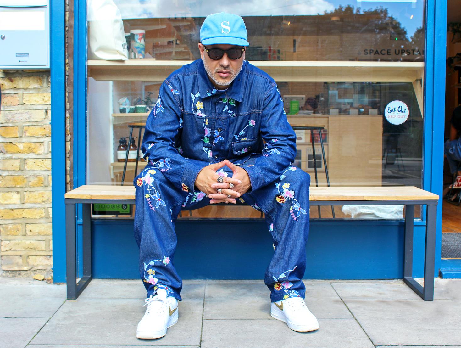 'Sneaker Connoisseur' Kish Kash