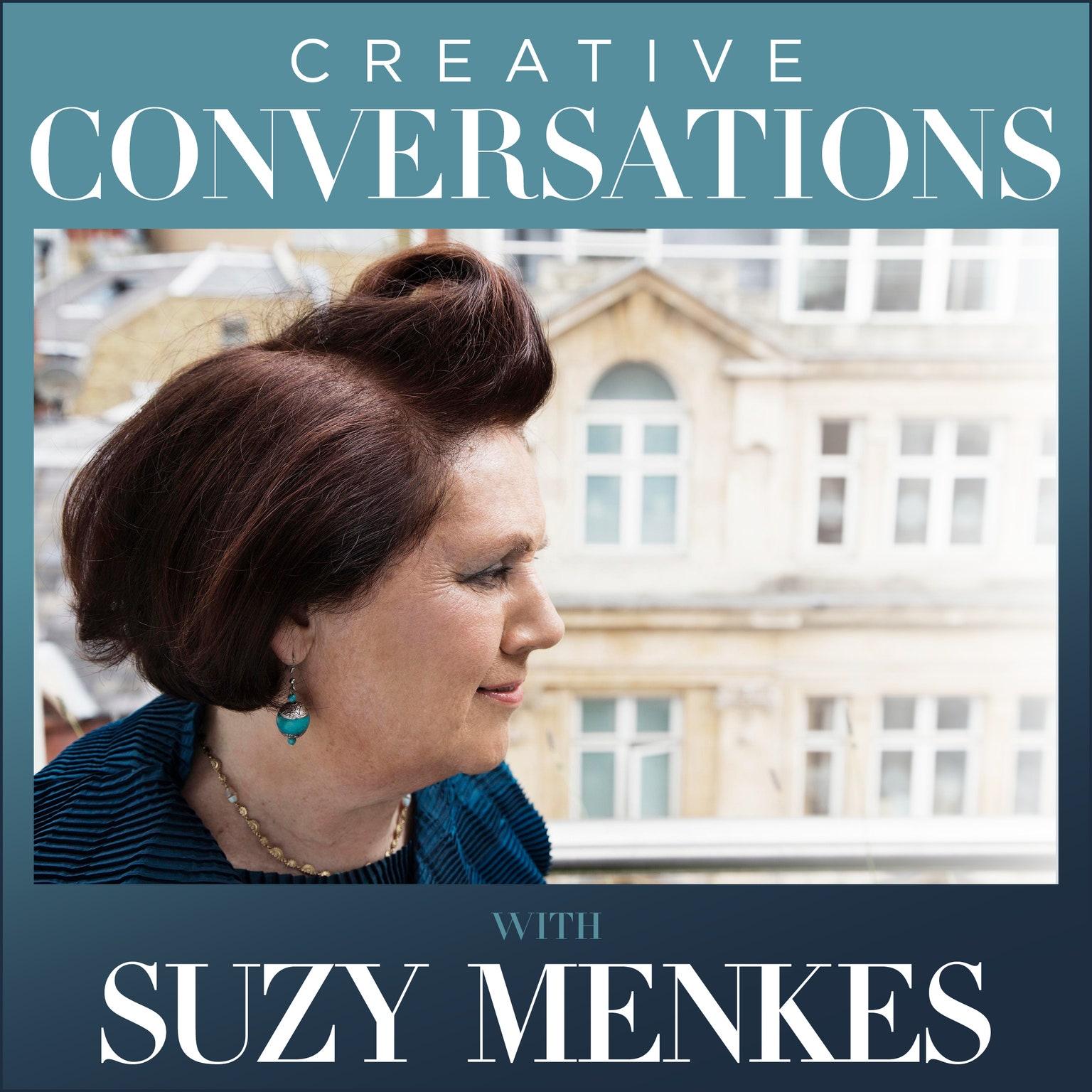 our-favourite-fashion-podcasts-listen-now-suzy-menkes-vogue