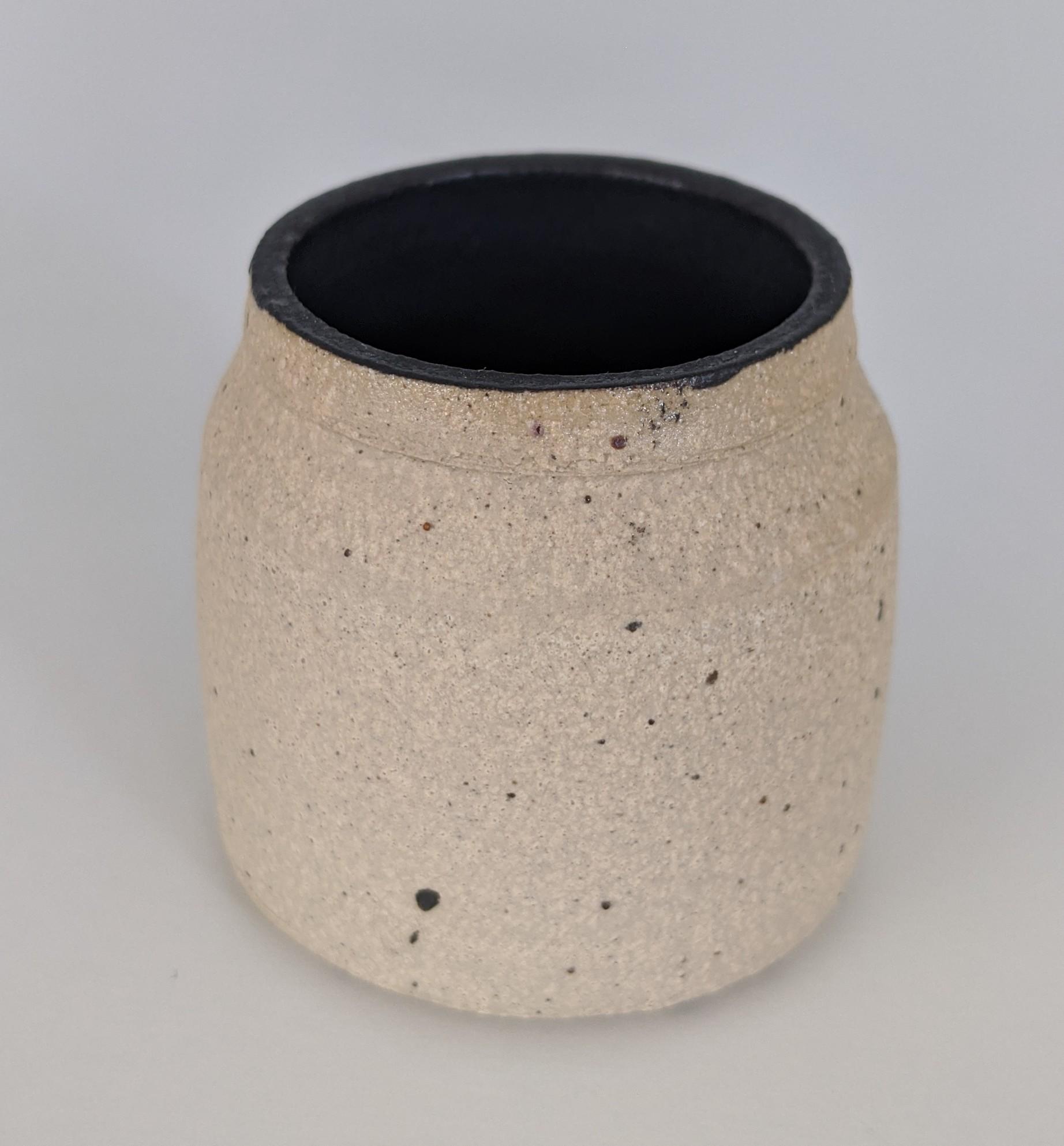 Small Black Vase £25