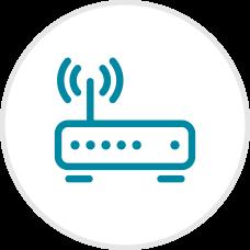 router ikon