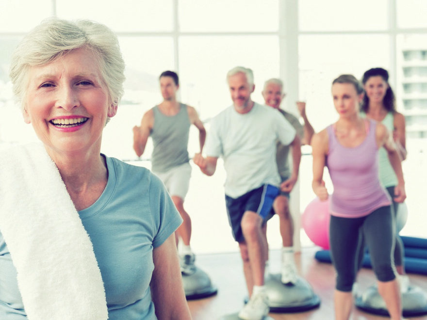 Fitness As We Age