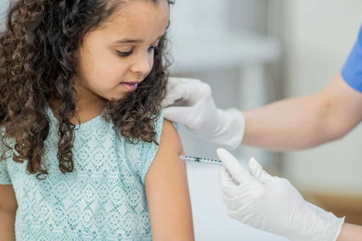 Are Your Kids Up-to-Date on Their Vaccinations?