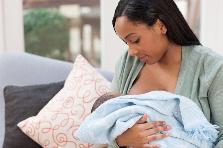 5 Side Effects of Breastfeeding