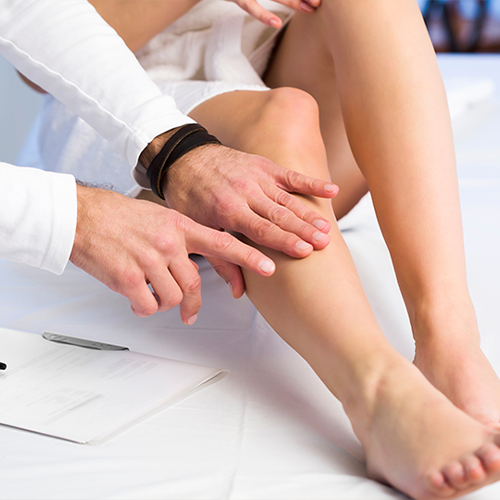 What are the different types of vein treatments?
