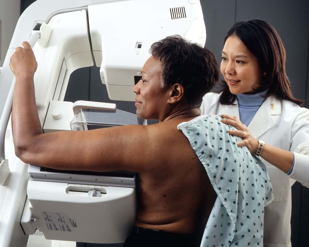 5 Signs You Need a Mammogram