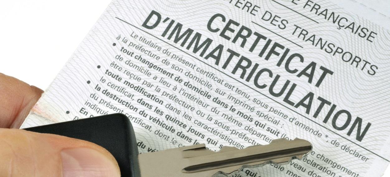 Documents carte grise voiture cas particuliers