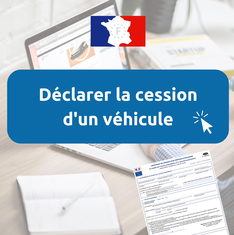 Documents vente voiture