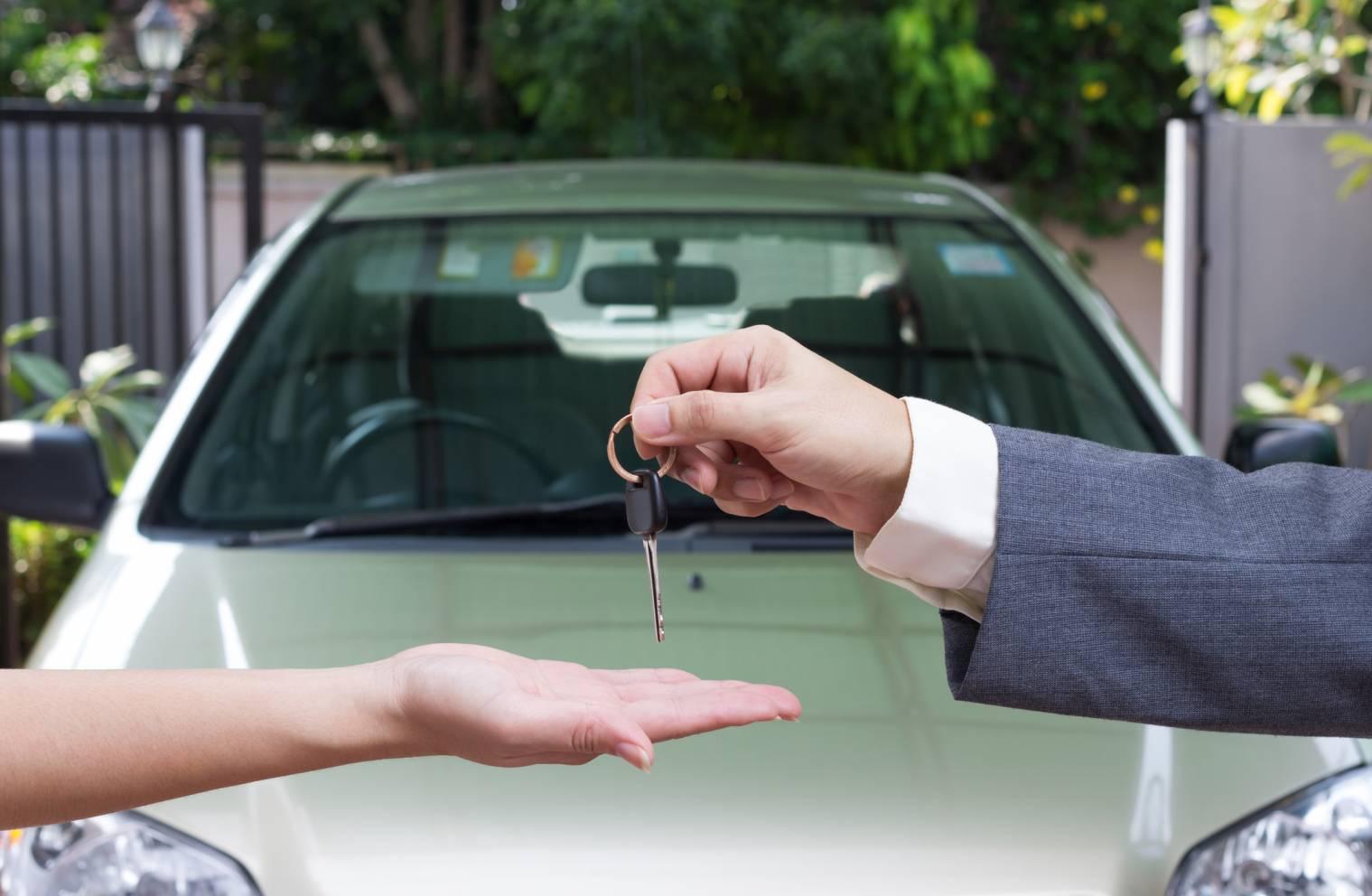 Certificat de non gage vente d'un véhicule