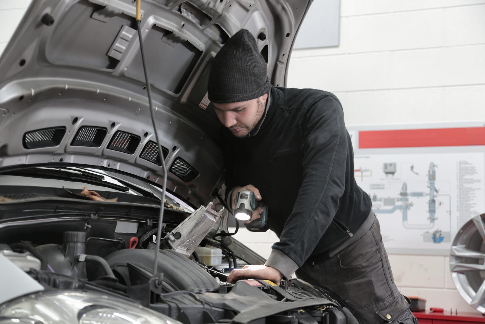 Fiche d'identification du véhicule pour controle technique