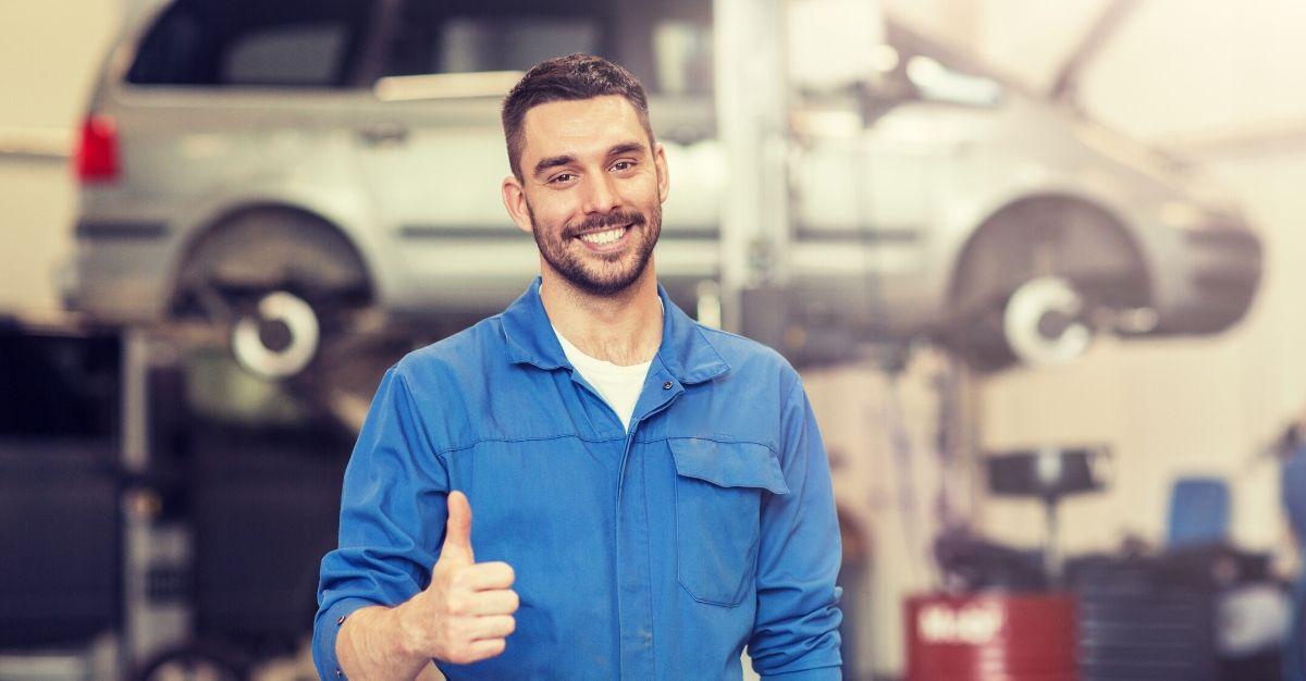 Déclaration d'achat des garages automobiles