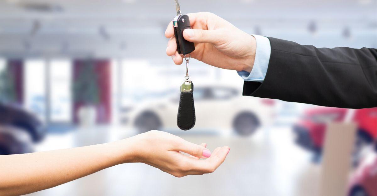 vente voiture démarche