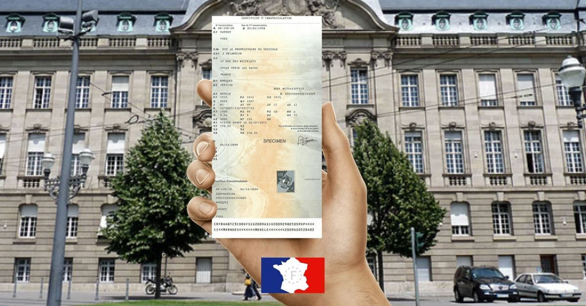 Préfecture Strasbourg service carte grise