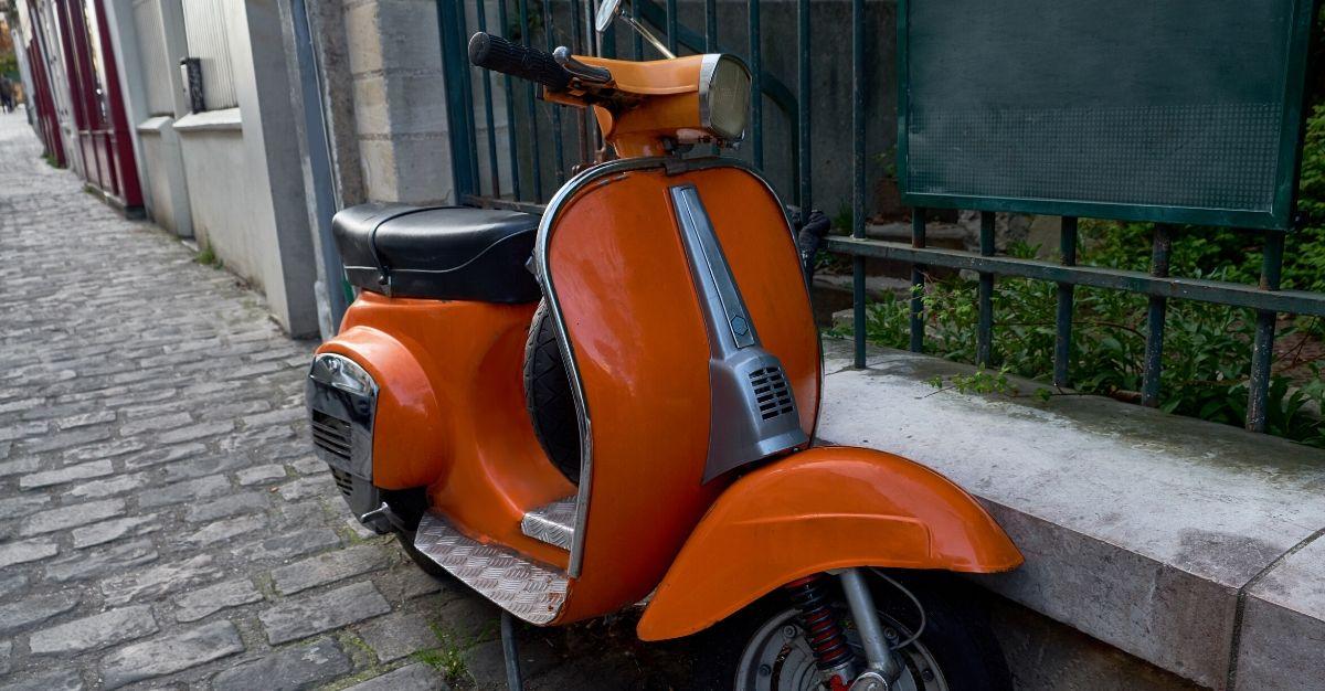 Duplicata de carte grise d'un scooter