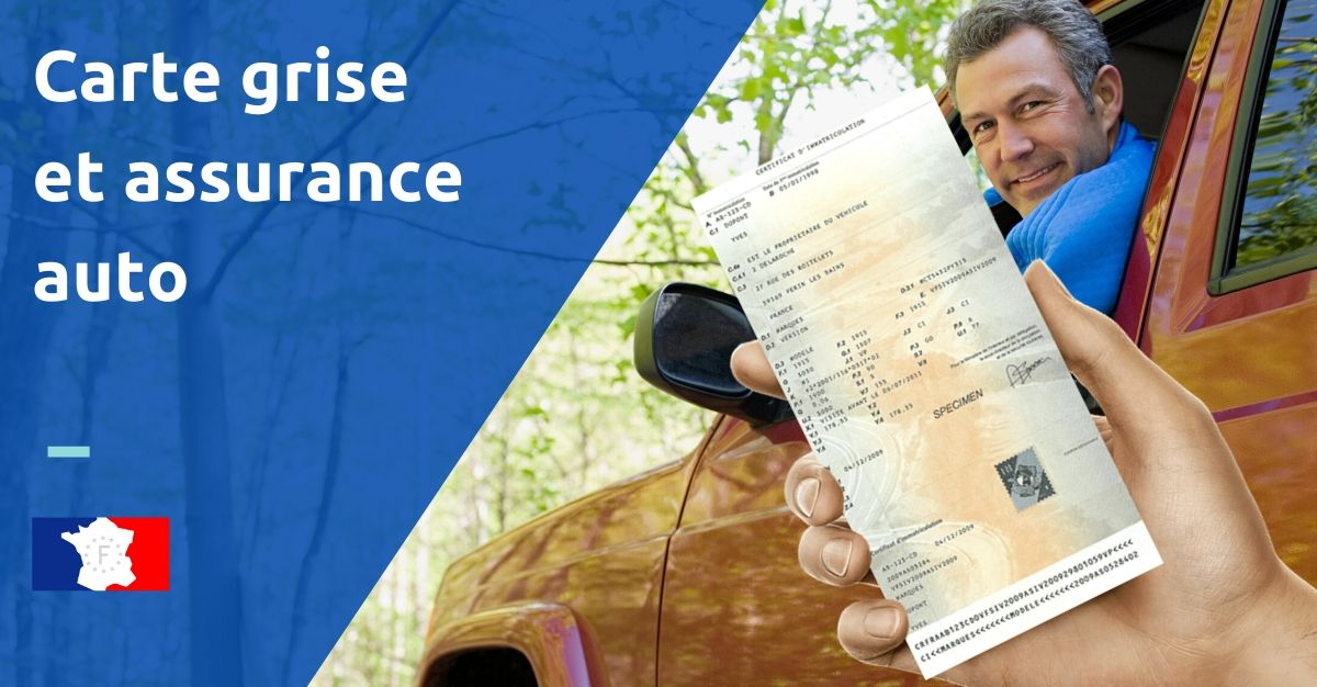 carte grise assurance auto