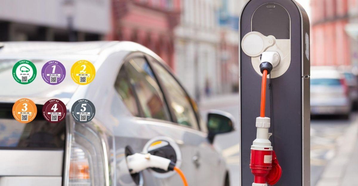 Vignette Crit Air hybride et électrique