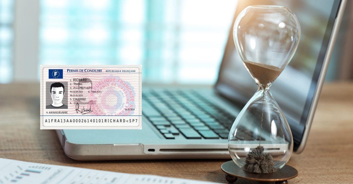 Quel délai pour recevoir un duplicata de permis de conduire ? combien de temps ? Urgent