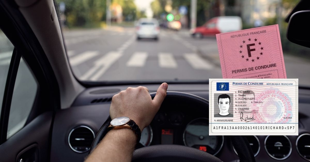 Perte permis de conduire temporaire