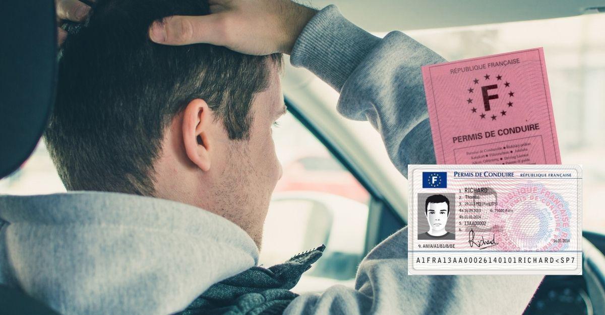 Perte permis de conduire ANTS
