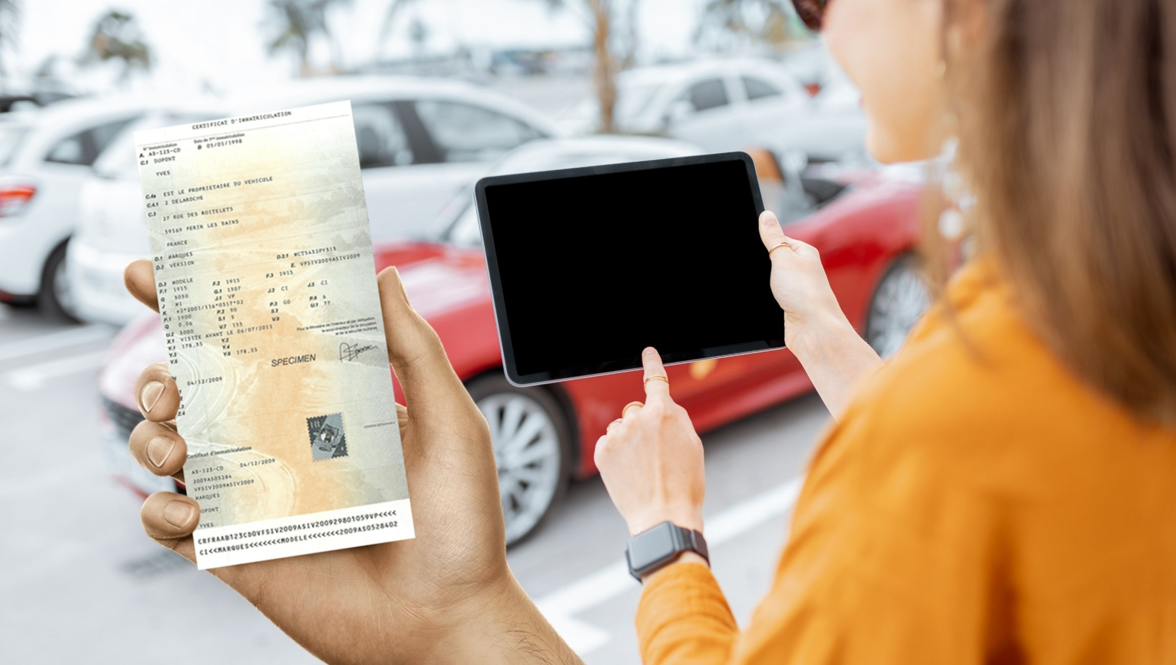 changer certificat d'immatriculation sans code de cession