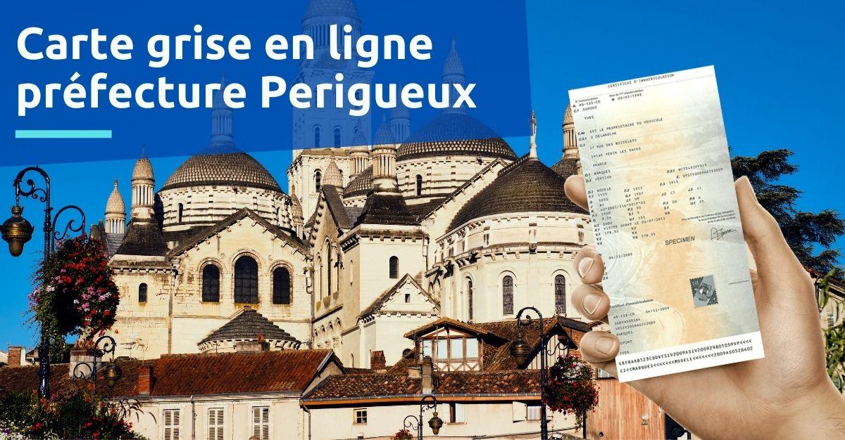 Carte grise préfecture Perigueux