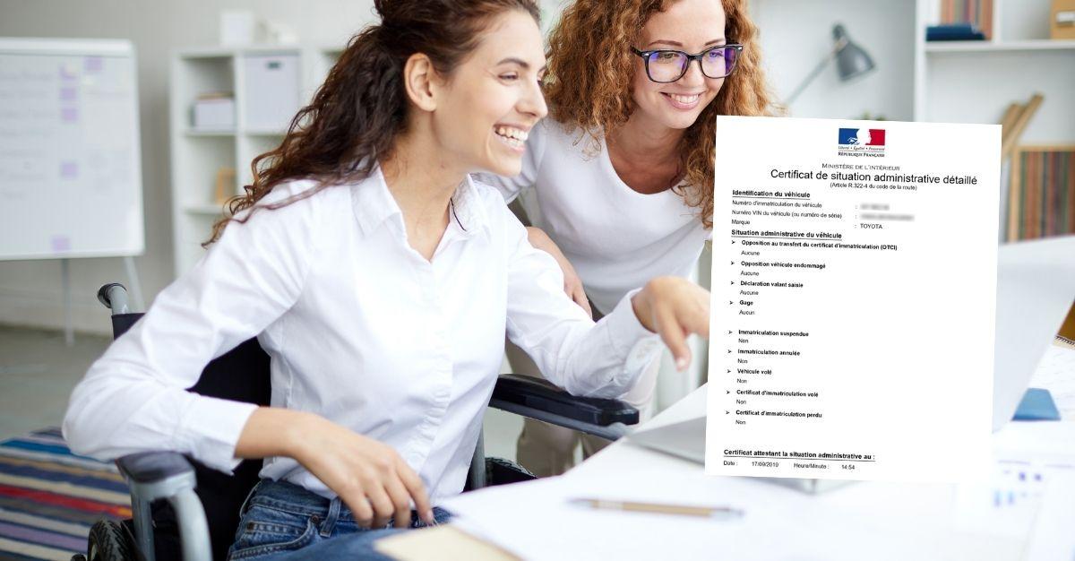 Certificat de non gage formulaire cerfa