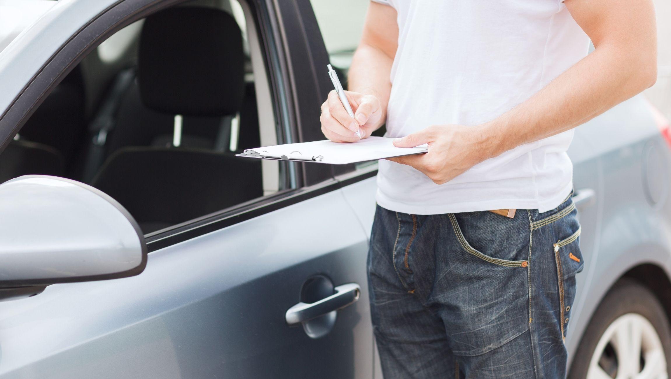 Papier cession de véhicule