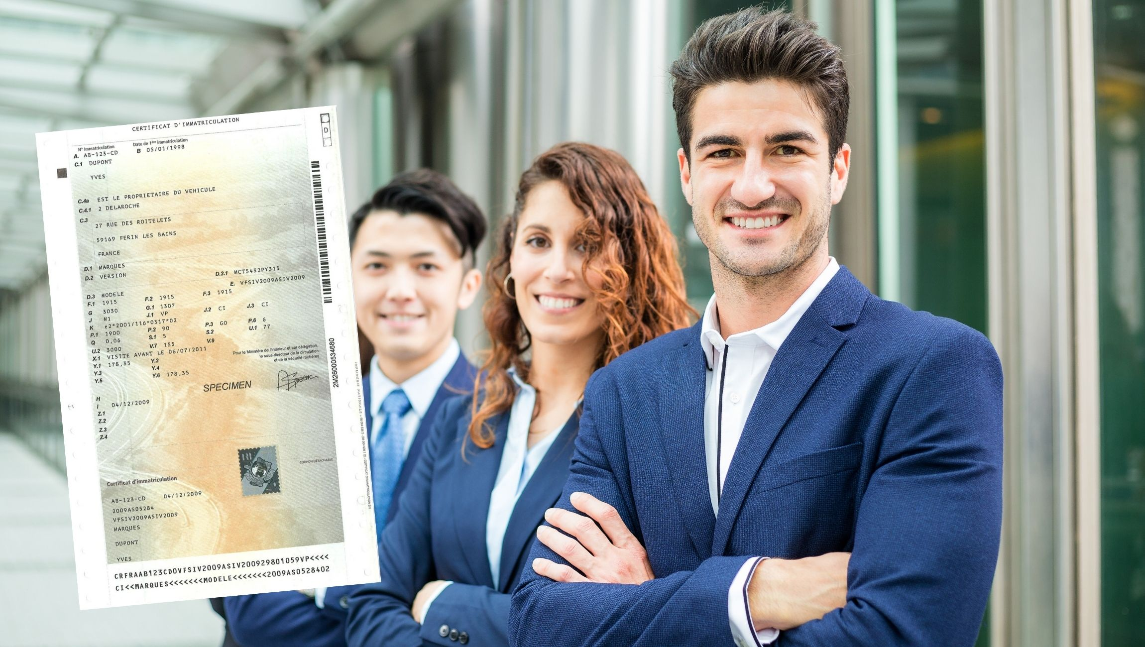 ANTS pro pour entreprise / professionnel