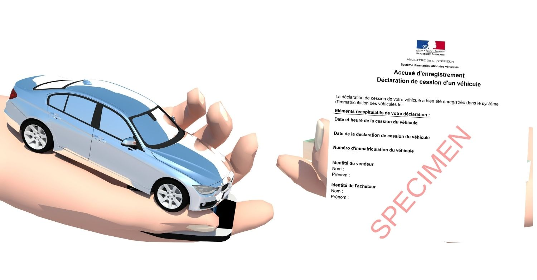 Vendre sa voiture sans france connect