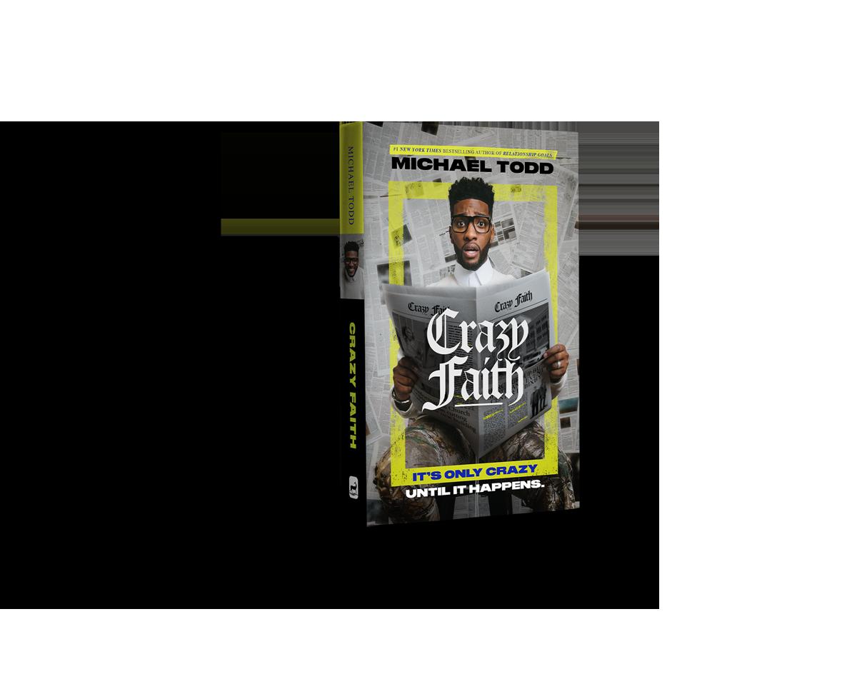 Crazy Faith BookCover