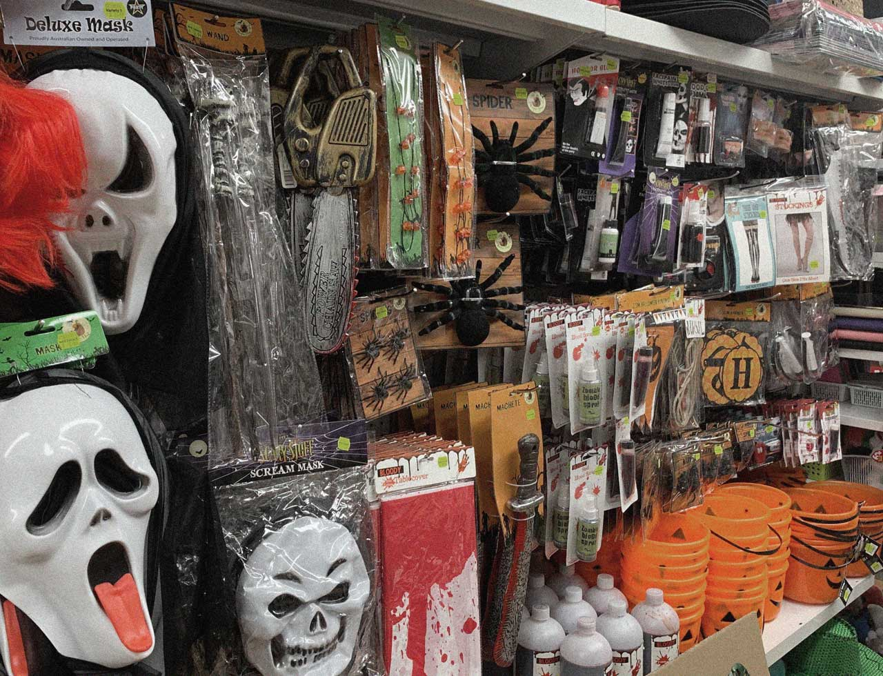 Nice Choice Birkdale - Halloween Costumes