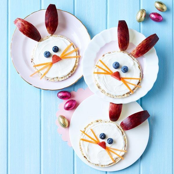 Bunny Rice Cakes