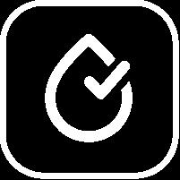 White imaware logo