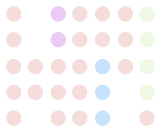 Illustration of a microarray