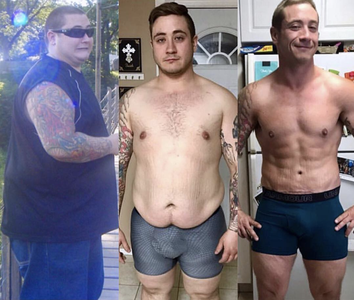 gfit client brant verley before and after picture